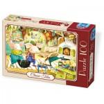 Puzzle  Dtoys-72962-EM-02 Märchen und Legenden