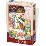 Puzzle  Dtoys-72986-EM-01 Märchen und Legenden