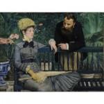 Puzzle  Dtoys-73068-MA-03 Manet Édouard: Im Wintergarten, 1879