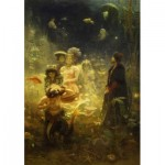 Puzzle  Dtoys-73839-RE01 Ilya Repin: Sadko in the Underwater Kingdom, 1876
