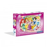 Puzzle  Clementoni-07317 Disney Princess