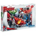 Puzzle  Clementoni-07420 XXL Teile - Avengers