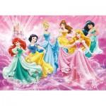 Puzzle  Clementoni-07423 XXL Teile - Disney Princess