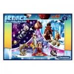 Puzzle  Clementoni-07428 XXL Teile - Ice Age