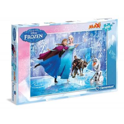 Puzzle Clementoni-07517 XXL Teile - Frozen - Die Eiskönigin