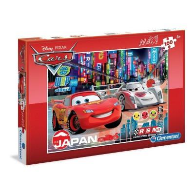 Puzzle Clementoni-07520 XXL Teile - Cars