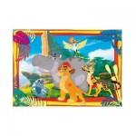 Puzzle  Clementoni-07526 XXL Teile - The Lion Guard