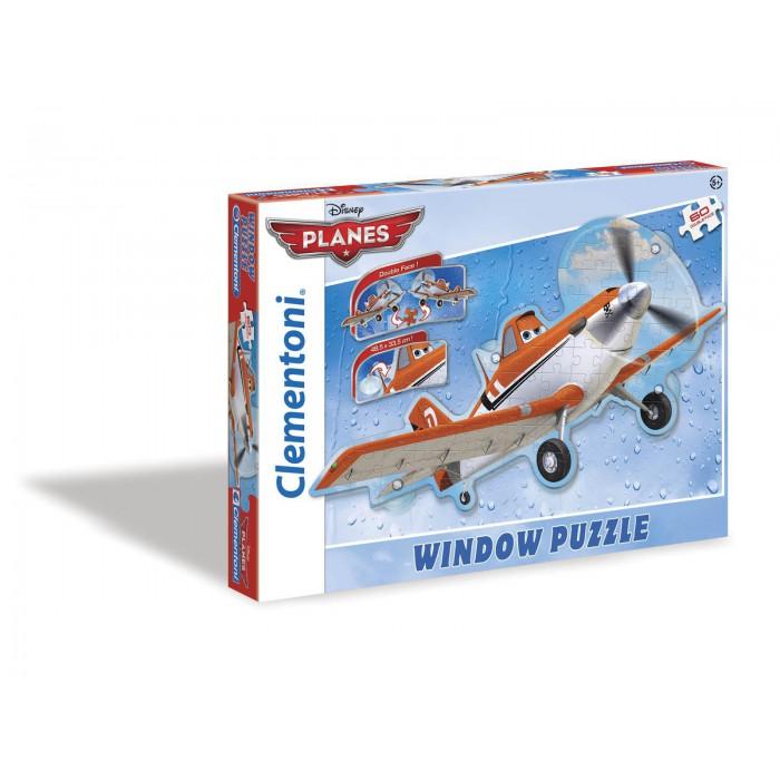 Window-Puzzle Planes