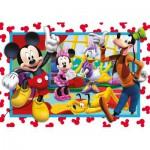 Puzzle  Clementoni-20118 Mickey