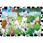 Puzzle  Clementoni-20119 101 Dalmatiner