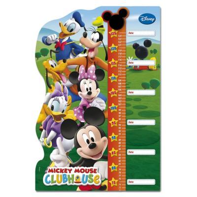 Clementoni-20303 Messlattenpuzzle - Mickey Maus und Co.