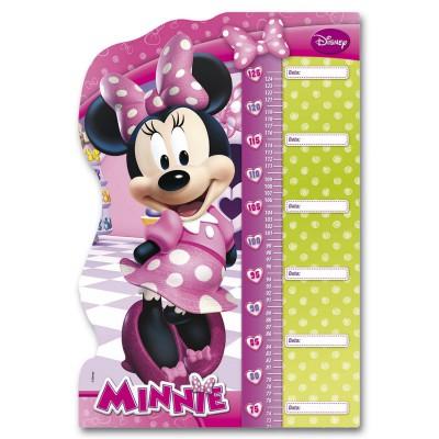 Clementoni-20304 Messlattenpuzzle - Minnie Maus
