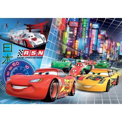 Puzzle Clementoni-20706 Cars