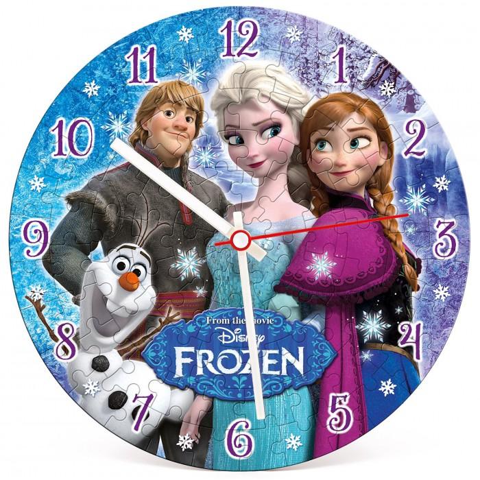 Puzzleuhr - Frozen - Die Eiskönigin