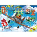 Puzzle  Clementoni-23646 XXL Teile - Planes 2