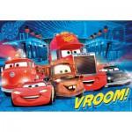 Clementoni-23669 XXL Puzzle - Cars
