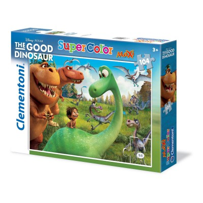 Puzzle Clementoni-23683 The Good Dinosaur