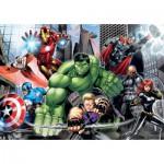 Clementoni-23688 XXL Puzzle - Avengers