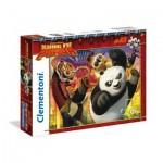 Puzzle  Clementoni-23693 Kung Fu Panda