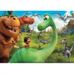 Puzzle  Clementoni-23698 The Good Dinosaur
