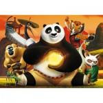 Puzzle  Clementoni-24042 XXL Teile - Kung Fu Panda 3