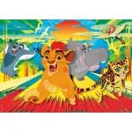 Puzzle  Clementoni-24056 XXL Teile - The Lion Guard