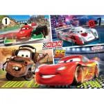 Puzzle  Clementoni-24470 XXL Teile - Cars