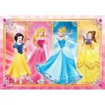 Puzzle  Clementoni-24471 XXL Teile - Disney Princess