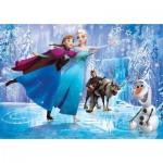 Puzzle  Clementoni-24474 XXL Teile - Frozen - Die Eiskönigin