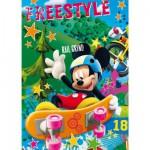 Puzzle  Clementoni-25185 3x 48 Teile: Micky und seine Freunde