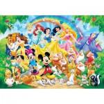 Puzzle  Clementoni-26408 XXL Teile - Disney