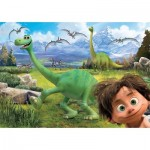 Puzzle  Clementoni-26799 The Good Dinosaur