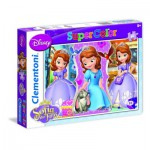 Puzzle  Clementoni-26903 Sofia the First