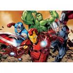 Puzzle  Clementoni-26931 Avengers