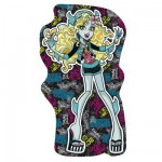 Puzzle  Clementoni-27533 Monster High - Lagoona Blue