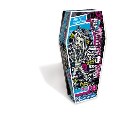 Puzzle Clementoni-27536 Monster High - Frankie Stein