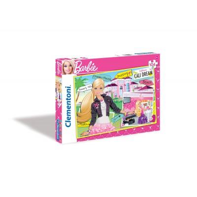 Puzzle Clementoni-27876 Barbie
