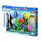 Puzzle  Clementoni-27883 Nemo: Fische sind Freunde, kein Futter