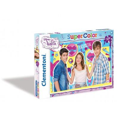 Puzzle Clementoni-27891 Tomas und Leon Violetta