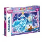 Puzzle  Clementoni-27916 Cinderella - Aschenputtel
