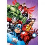 Puzzle  Clementoni-27931 Avengers