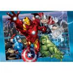 Puzzle  Clementoni-27932 Avengers