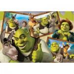 Puzzle  Clementoni-27944 Shrek