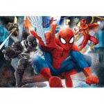 Puzzle  Clementoni-27958 Spider-Man