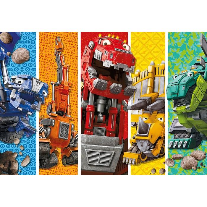 DreamWorks - Dinotrux