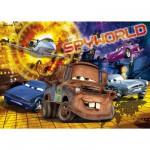 Puzzle  Clementoni-29679 Cars: Die Geheimagenten