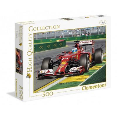Puzzle Clementoni-30435 Formel 1