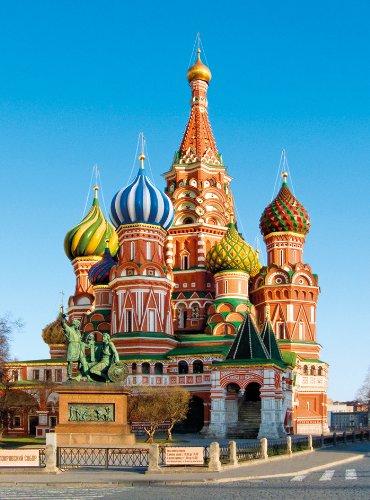 Puzzle Clementoni-30555 Moskau