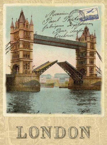 Puzzle Clementoni-30585 London Postcard