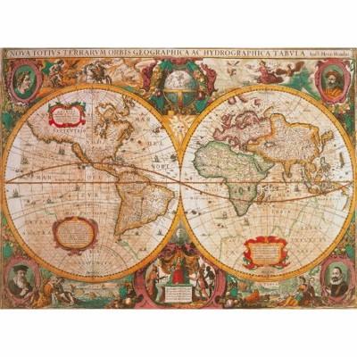 Puzzle Clementoni-31229 Alte Karte